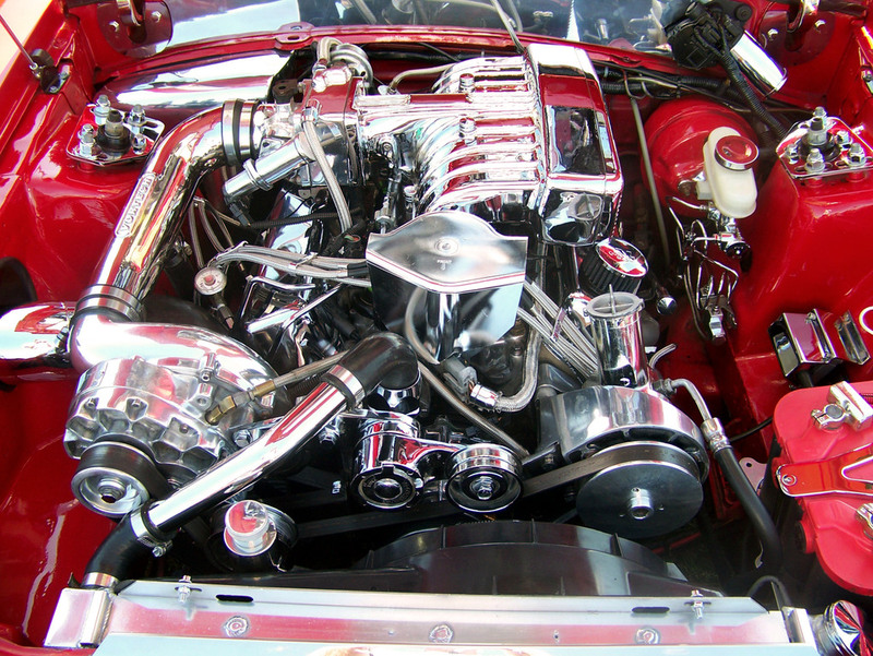 Fox Engine Bay Pics Ford Mustang Forums